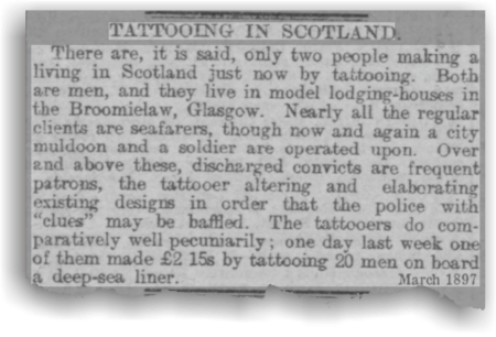 2 tattooists broomielaw 1897